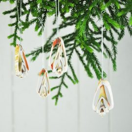 Strombus Luhuanus Christmas Tree decorations
