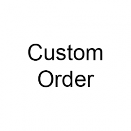 custom shell order