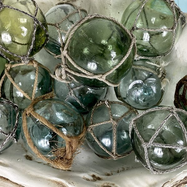 Vintage Japanese Glass Floats